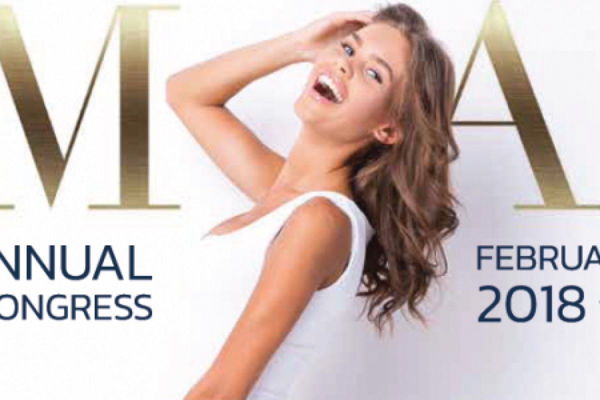 IMCAS in Paris 2018