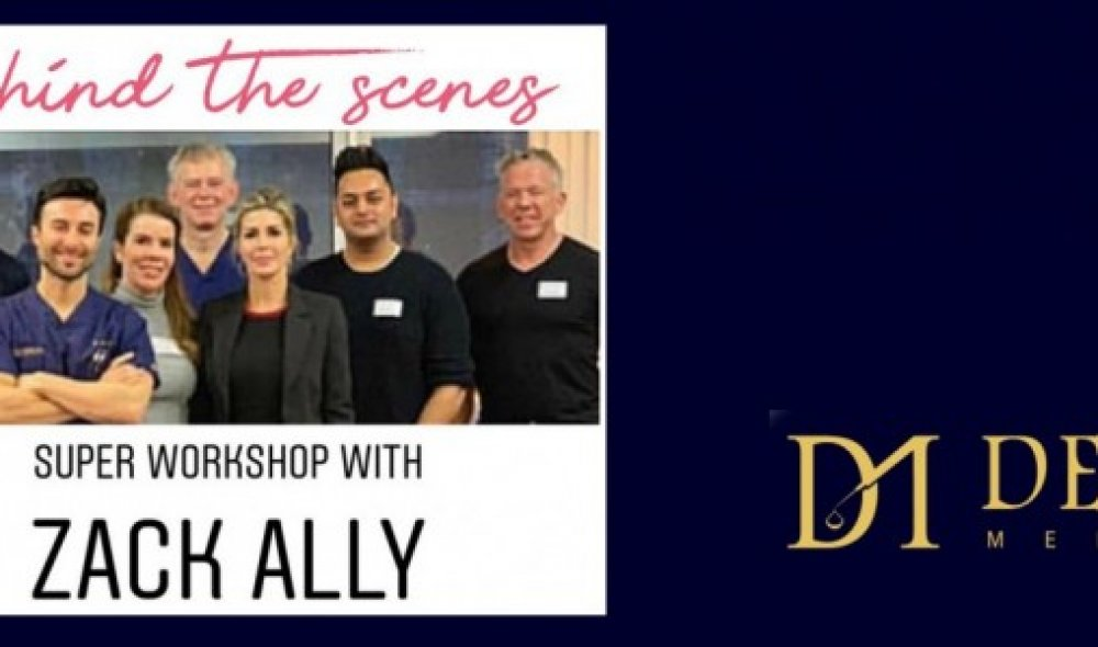 Workshop in London mit Dr. Zack Ally