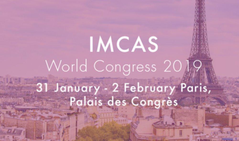 IMCAS World Congress 2019 in Paris