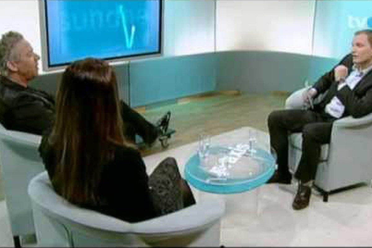 Dr. Linde auf TVO über die HCG Diät